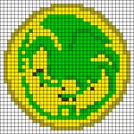 Alpha pattern #45375