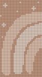 Alpha pattern #45380