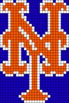 Alpha pattern #45381