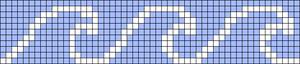 Alpha pattern #45382