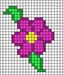 Alpha pattern #45384