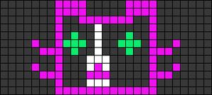 Alpha pattern #45391
