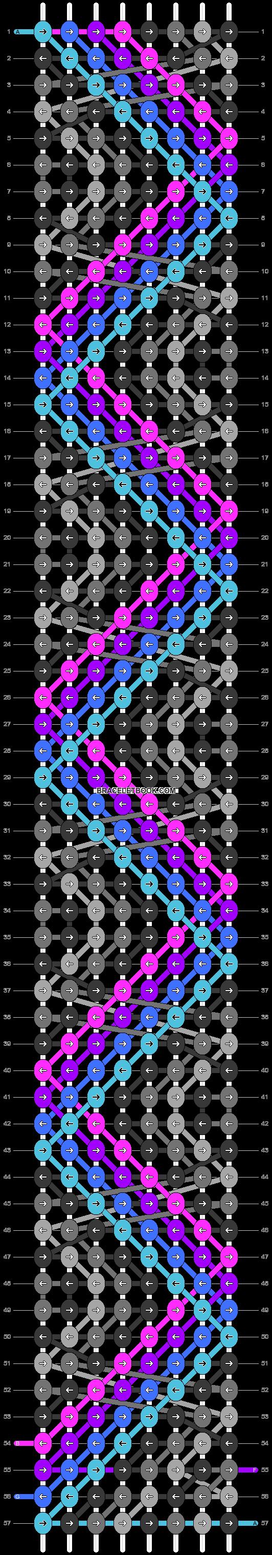 Alpha pattern #45399 pattern