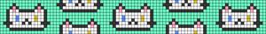 Alpha pattern #45417