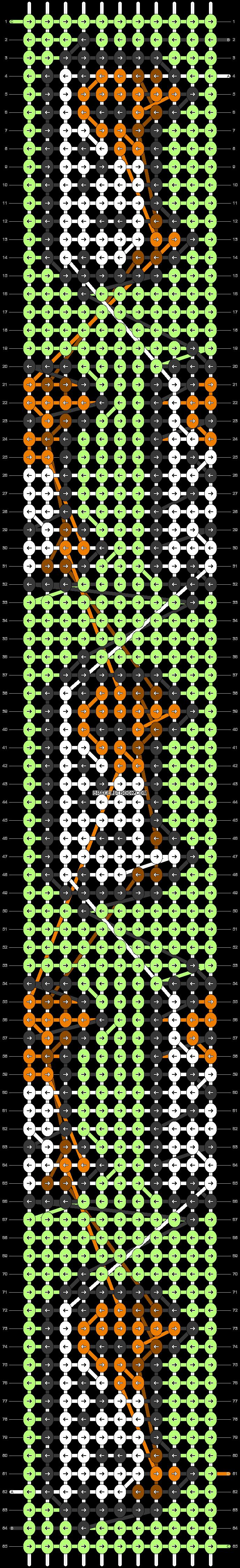 Alpha pattern #45423 pattern