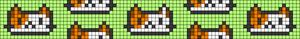 Alpha pattern #45423