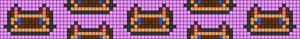 Alpha pattern #45424