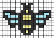 Alpha pattern #45441