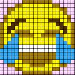 Alpha pattern #45470