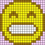 Alpha pattern #45471