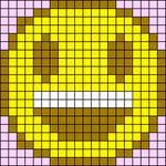 Alpha pattern #45473