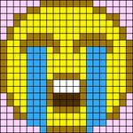 Alpha pattern #45485