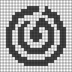 Alpha pattern #45492