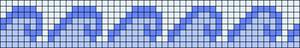 Alpha pattern #45494