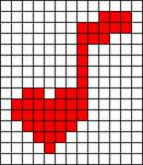 Alpha pattern #45495