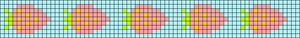 Alpha pattern #45496