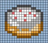 Alpha pattern #45521