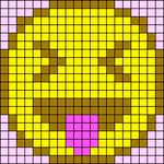 Alpha pattern #45523