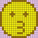 Alpha pattern #45524