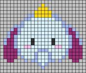 Alpha pattern #45525
