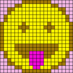 Alpha pattern #45528