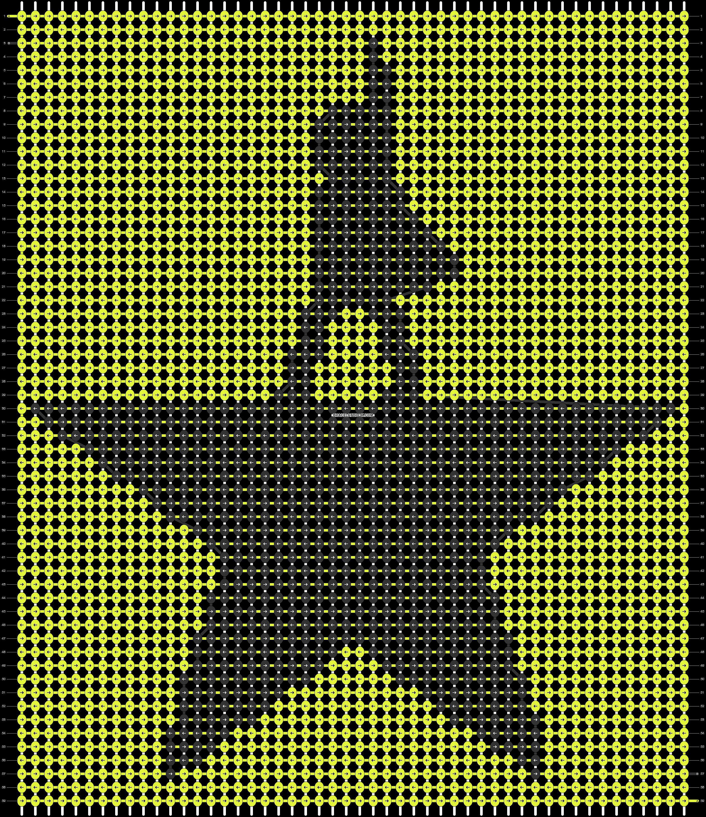 Alpha pattern #45537 pattern