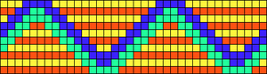 Alpha pattern #45549