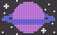 Alpha pattern #45553