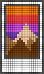 Alpha pattern #45554