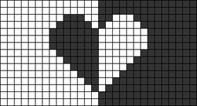 Alpha pattern #45556