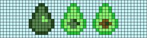 Alpha pattern #45558