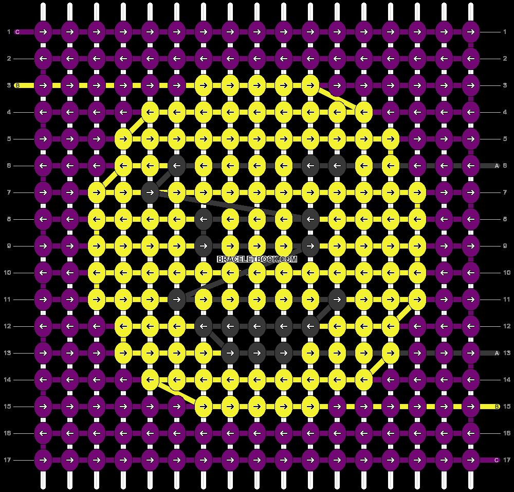 Alpha pattern #45559 pattern