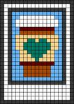 Alpha pattern #45560