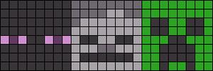 Alpha pattern #45576