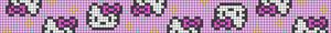 Alpha pattern #45579