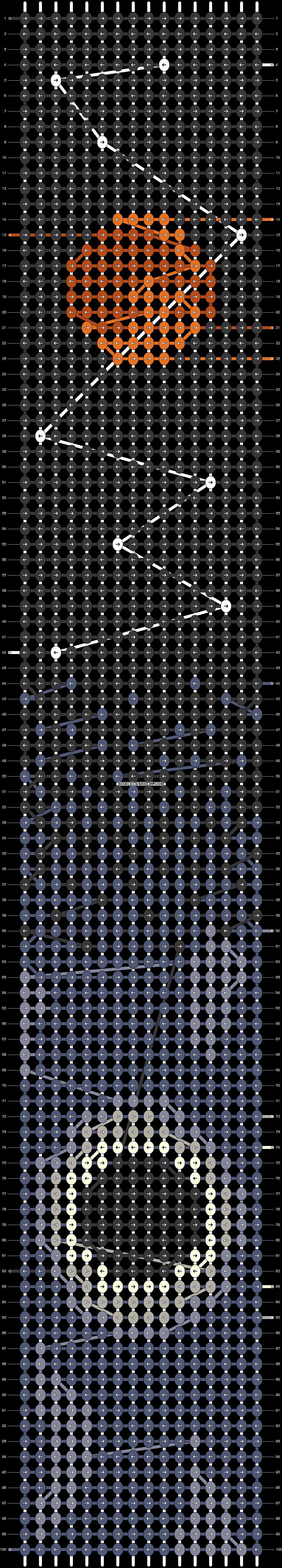 Alpha pattern #45580 pattern