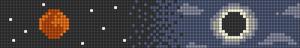 Alpha pattern #45580