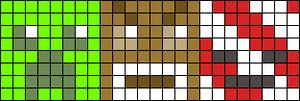 Alpha pattern #45584