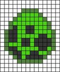 Alpha pattern #45585