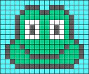 Alpha pattern #45594