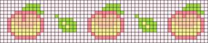 Alpha pattern #45599