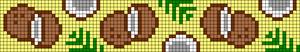 Alpha pattern #45614