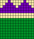 Alpha pattern #45622