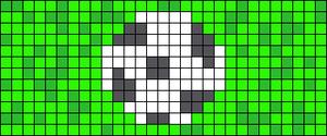 Alpha pattern #45626