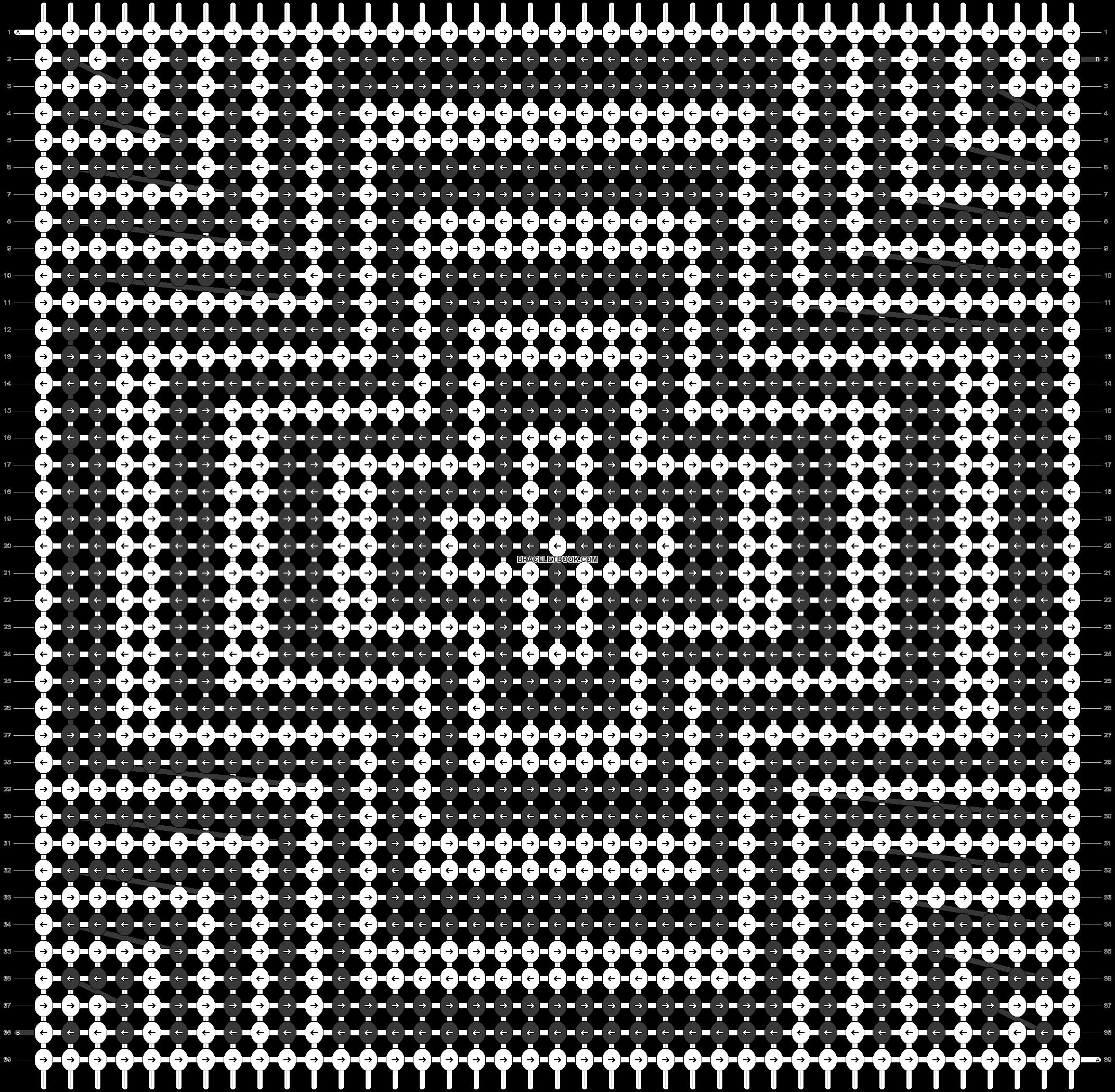 Alpha pattern #45628 pattern