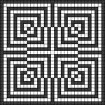 Alpha pattern #45632