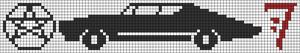 Alpha pattern #45635