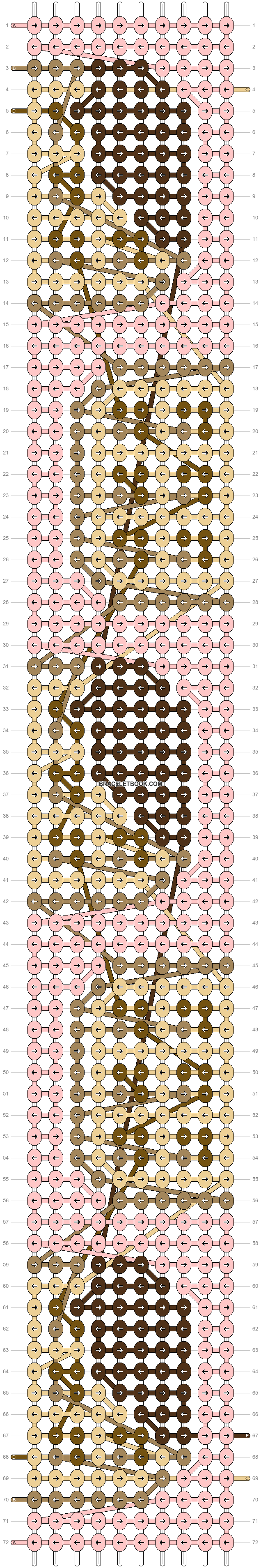 Alpha pattern #45636 pattern