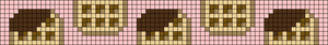 Alpha pattern #45636