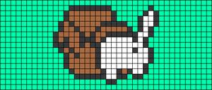 Alpha pattern #45644